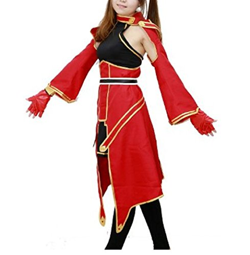 Halloween Rim SAO Silica Cosplay Costume Dress Outfits for Women