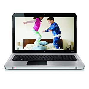 HP Pavilion dv7-4190us 17.3-Inch Laptop PC - Up to 5.25 Hours of Battery Life (Argento)