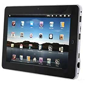 Flytouch(TM) 10.1 VC882 Android 2.3 Superpad VI 8GB Capacity, Cortex A8,WIFI, HDMI, Skype Video Calling and Netflix Movies