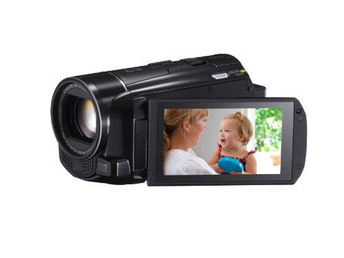 Canon Legria HF M506 Full HD Camcorder (10x Optical Zoom, Professional CMOS sensor, Optical IS)