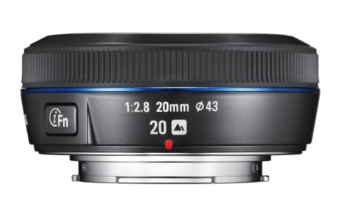 Samsung NX 20mm F2.8 iFunction Zoom Lens