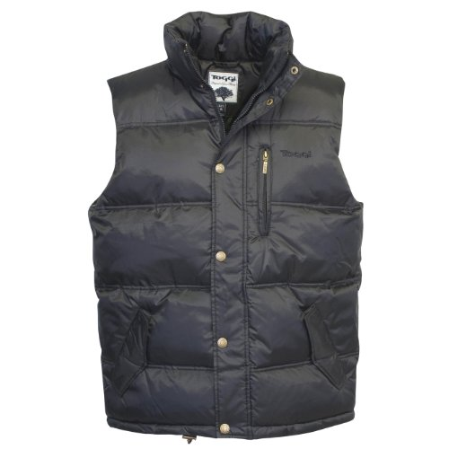 Toggi Kingston Padded Gilet - Black, XX-Large