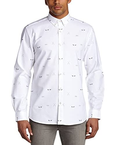 Selected Homme Camisa Hombre Blanco