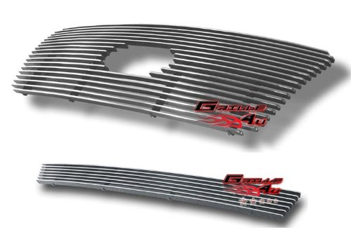 06-08 Ford F-150 Honeycomb Style Billet Grille Grill Combo Insert # F67858A (Ford F150 2008 Front Emblem compare prices)