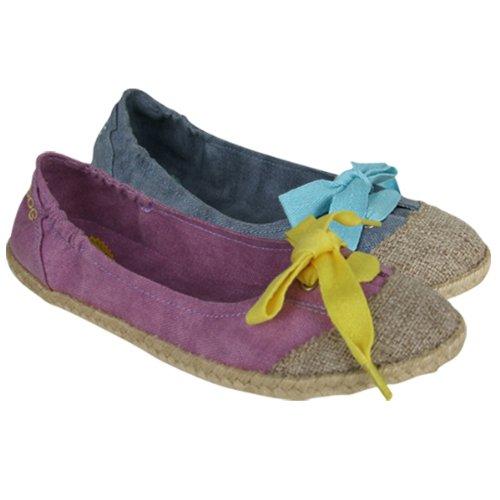 Ladies Rocket Dog Flat Espadrille Pumps Sandals Shoes