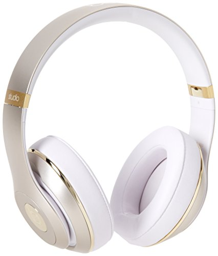 Beats Studio Over-Ear Headphones (Champagne)