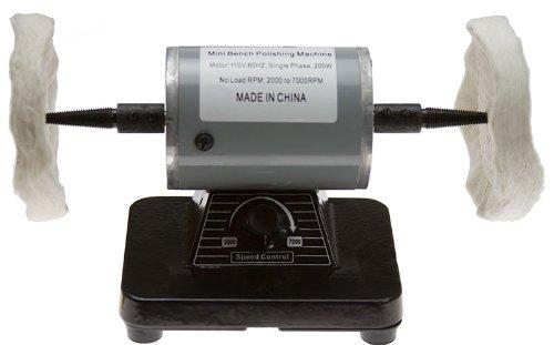 SE 9770BP Mini Bench Polisher