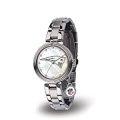 Brand New New England Patriots NFL Charm Series Ladies Watch by Things for You