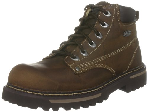 Skechers Men's Cool Cat Crazy Dark Brown Lace Up 4479 10 UK