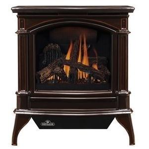.com - Napoleon GVFS60-1NN Fireplace, Natural Gas Stove Vent Free