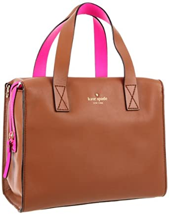 Kate Spade New York Brightspot Avenue-Little Kennedy  Satchel,Natural,One Size