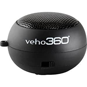Veho 360 Rechargeable Pop Up Speaker For All iPods and MP3 Players