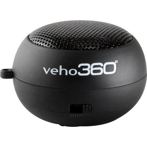 Veho Vss-001-360 Portable Capsule Speaker