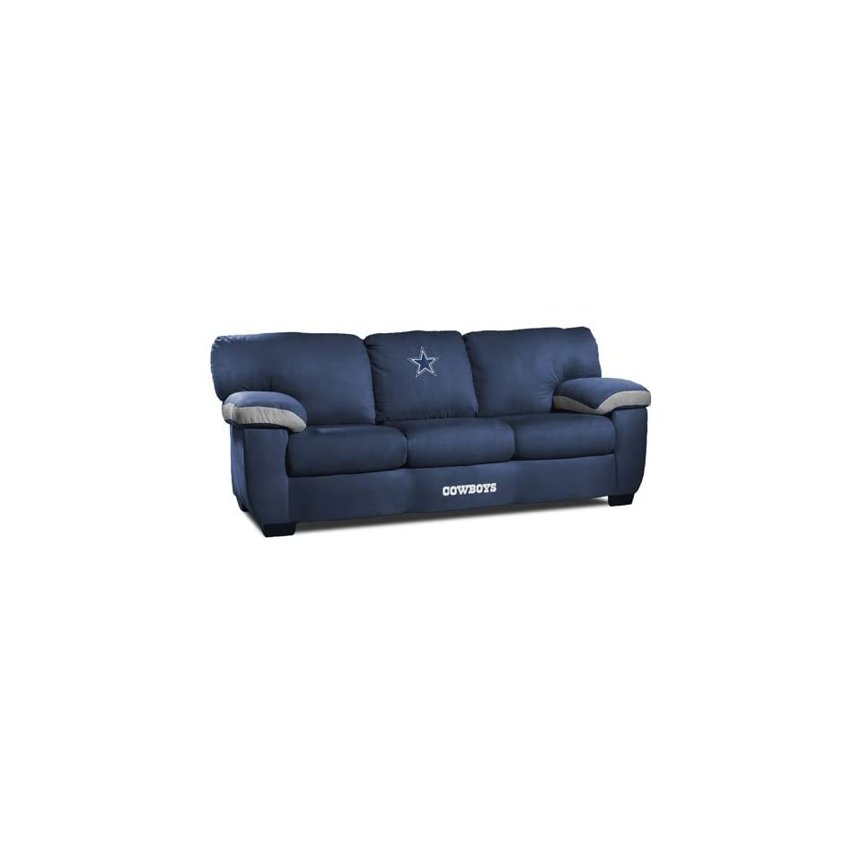 Dallas Cowboys NFL Team Logo Classic Sofa