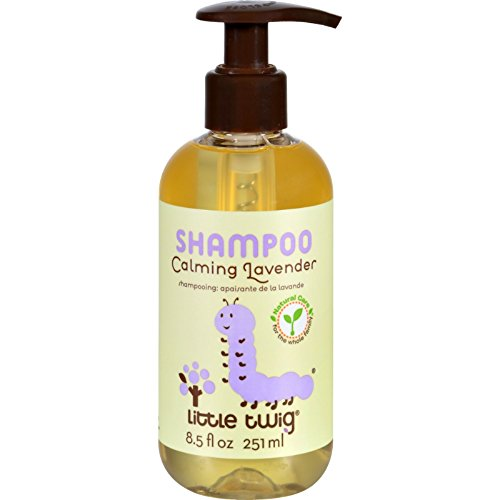 Little Twig Calming Lavender Sham Ogc 8.5 Oz - 1