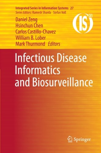 Infectious Disease Informatics and Biosurveillance (Integrated Series in Information Systems)