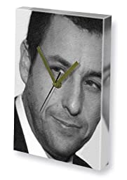 ADAM SANDLER - Canvas Clock (A5 - Signed by the Artist) #js004