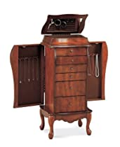 Hot Sale Beautifully Crafted Jewelry Armoire Lingerie Chest