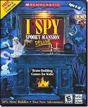 I Spy Spooky Mansion DeluxeB0001ZLQGG