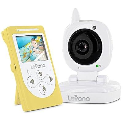 Levana Sophia Digital 2.4-Inch Video Baby Monitor