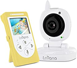 Levana Sophia 2.4-Inch Digital Video Baby Monitor