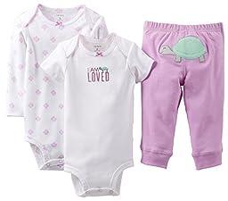 Carter\'s Baby Girls\' 3 Piece \