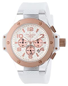 MULCO Unisex MW2-9619-013 Stainless Steel Watch
