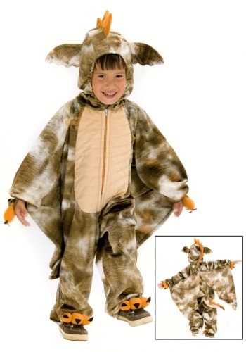 Little Boys' Child Rust Dragon Costume