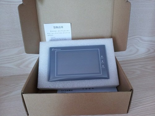 NEW Samkoon EA-043A 4.3 inch HMI touch Screen Samkoon EA-043A with programming cable and software