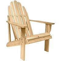 Shine Company Catalina Adirondack Chair (Natural)