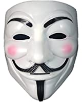 Amazon.com: Rubie's Costume Co - V for Vendetta Mask: Costume ...