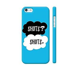 Colorpur Shots Shots Artwork On Apple iPhone SE Cover (Designer Mobile Back Case) | Artist: Abhinav