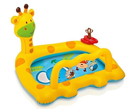 Smiley Giraffe Babyb Pool by Intex