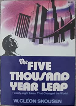 The Five Thousand Year Leap Amazon Com Books border=