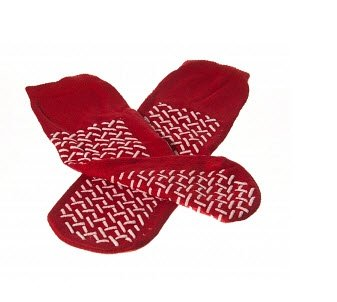 Double-Tread Slippers Case Of 48 back-583373