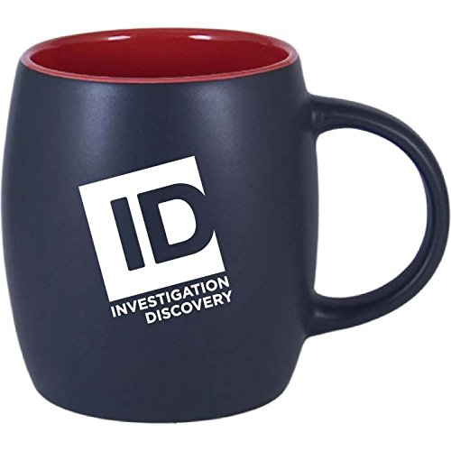 Id Logo Barrel Mug