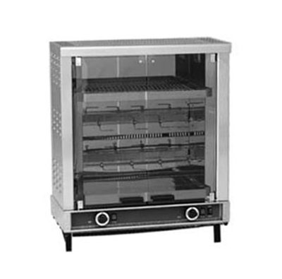 Commercial Rotisserie Oven front-640356