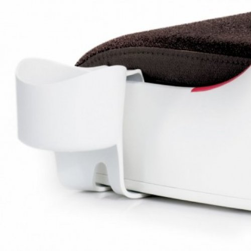 Clek Oobr Drink Thingy Cup Holder, White front-839242