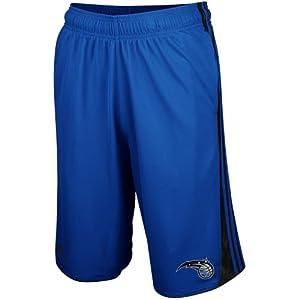 NBA adidas Orlando Magic Youth 3-Point Shorts - Royal Blue by adidas