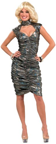 Forum Novelties Women's Disco Queen Costume