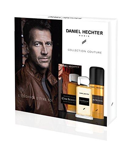 DANIEL-HECHTER-Coffret-Homme-Cuir-Sensuel-Collection-Couture-Eau-De-Toilette-100-ml-Dodorant-150-ml