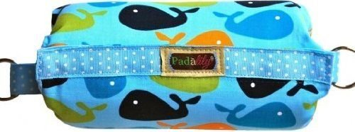 Padalily The Original Car Seat Handle Cushion, Baby Blue