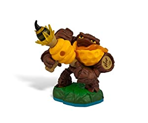 Skylanders SWAP Force Lightcore Bumble Blast LOOSE Figure