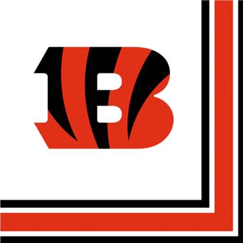 Cincinnati Bengals Luncheon Napkins - 1