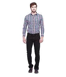 Jogur Black Color Fashion Jeans For Men