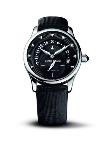 Louis Erard 92600AA02.BDS91 - Reloj analógico automático para mujer