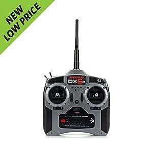 Spektrum DX5e DSMX 5-Channel Transmitter/Receiver Only (Mode 2) ,#SPM5510