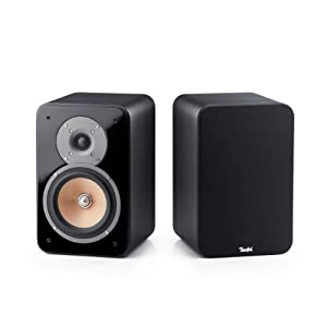 teufel 103630001 ultima 20 mk2 stereo regal lautsprecher schwarz audio hifi. Black Bedroom Furniture Sets. Home Design Ideas