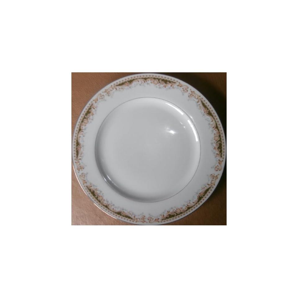 Signature Queen Anne #113 10 Dinner Plates