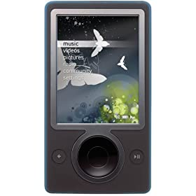 Zune 30 GB Digital Media Player (Black)